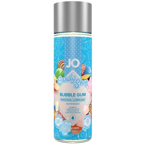 Lubrikační gel System JO H2O Sladká žvýkačka