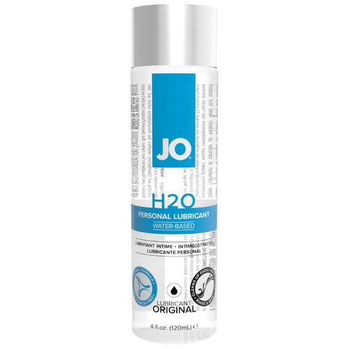 Vodní lubrikační gel System JO H2O Original (120 ml)
