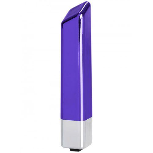 Mini fialový vibrátor na klitoris Kroma MUSE