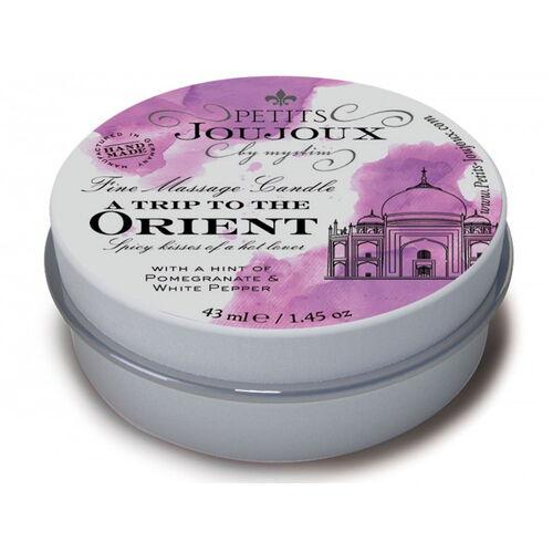 Masážní svíčka A Trip To Orient (43 ml)