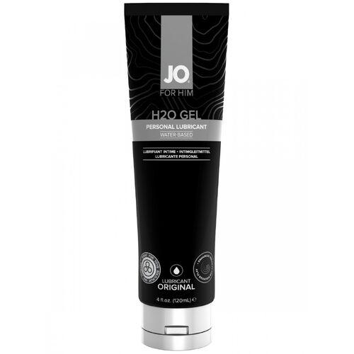 Masturbační a lubrikační gel System JO H2O For Him