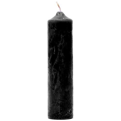 Černá parafínová svíčka na BDSM
