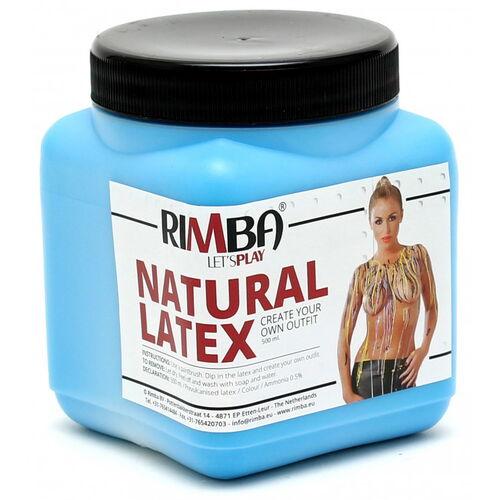 Tekutý latex Rimba - modrý (500 ml)