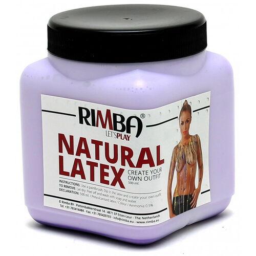 Tekutý latex Rimba - fialový (500 ml)