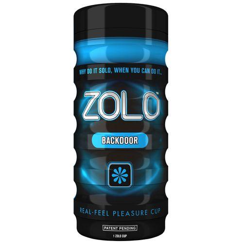 Masturbátor pro muže Zolo Cup Backdoor