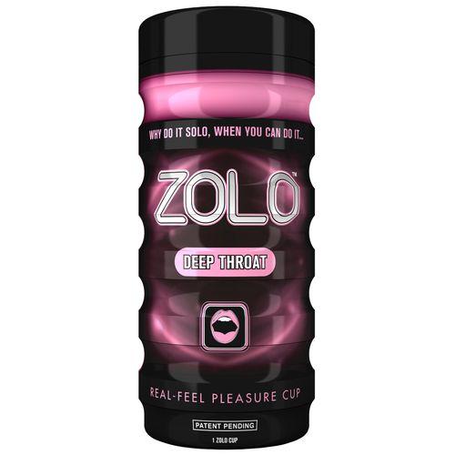 Masturbátor pro muže Zolo Cup Deep Throat