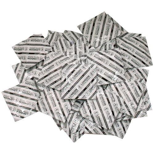 Balíček velkých kondomů Durex LONDON XL (100 ks)
