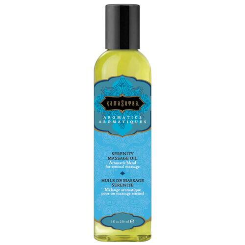 Masážní olej Serenity (236 ml)