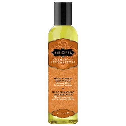 Masážní olej Sweet Almond (236 ml)