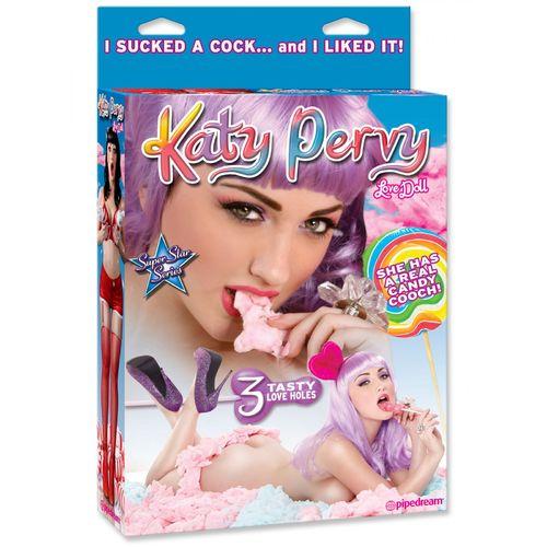 Nafukovací panna perverzní Katy
