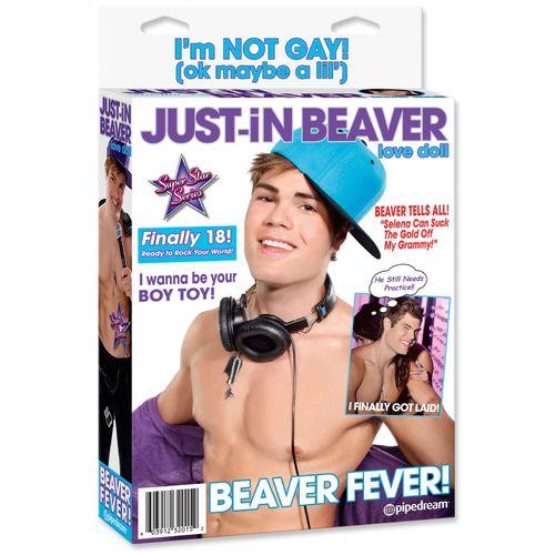 Nafukovací muž Just-In Beaver