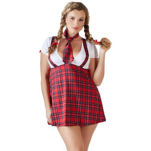 Erotický kostým Školačka - Plus Size (L - XXXXL)