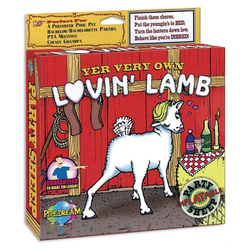Nafukovací ovečka Lovin Lamb