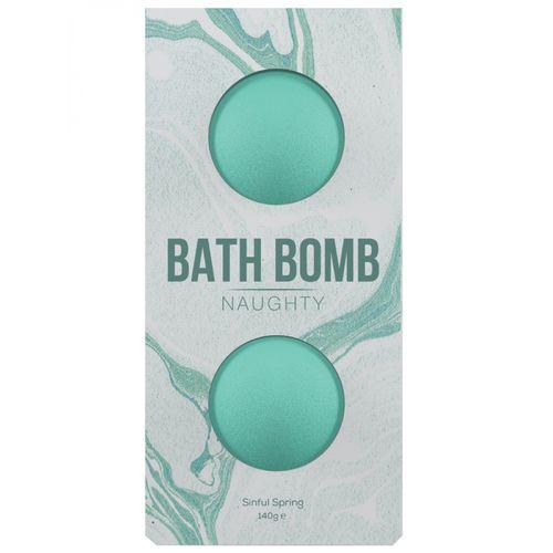 Bomby do koupele DONA Naughty Sinful Spring (2 ks)
