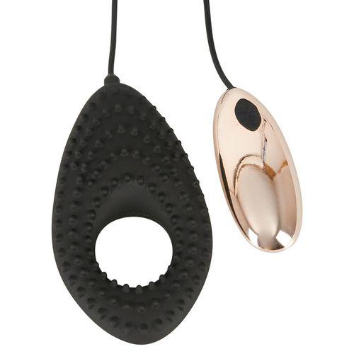 Vibrační kroužek/stimulátor na dálkové ovládání Couples Cushion - You2Toys