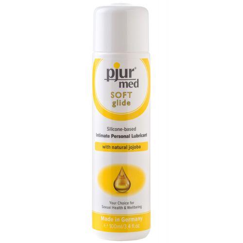 Silikonový lubrikační gel Pjur Med SOFT (100 ml)