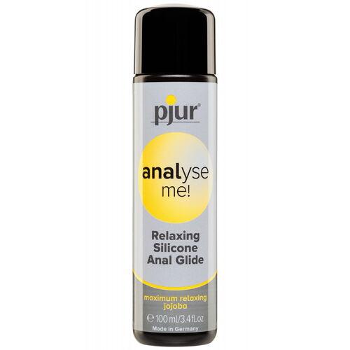 Silikonový anální lubrikační gel Pjur Analyse Me! (100 ml)