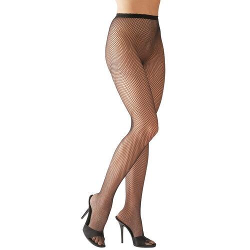 Síťované punčochové kalhoty - Cottelli Collection