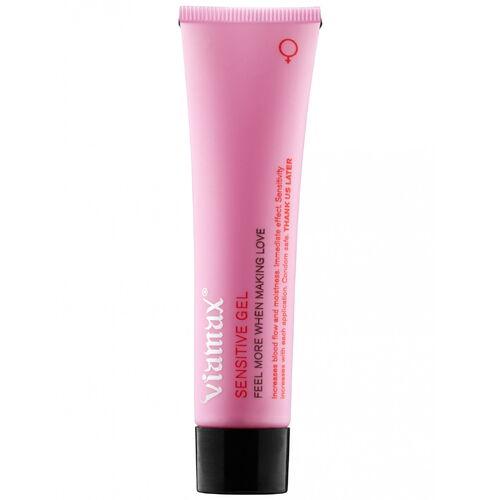 Stimulační gel pro ženy Viamax - Sensitive Gel (15 ml)