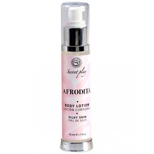 Tělové mléko s feromony pro ženy Afrodita - Secret Play (50 ml)