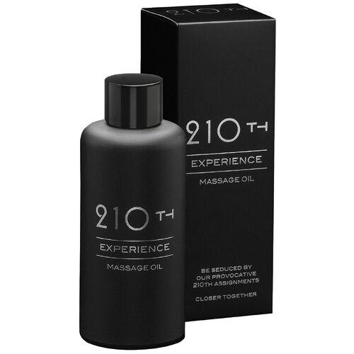 Luxusní masážní olej 210th Experience - 150 ml