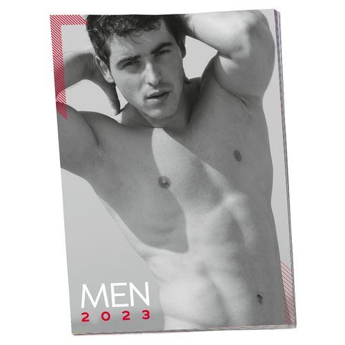 Nástěnný sexy kalendář MEN 2022