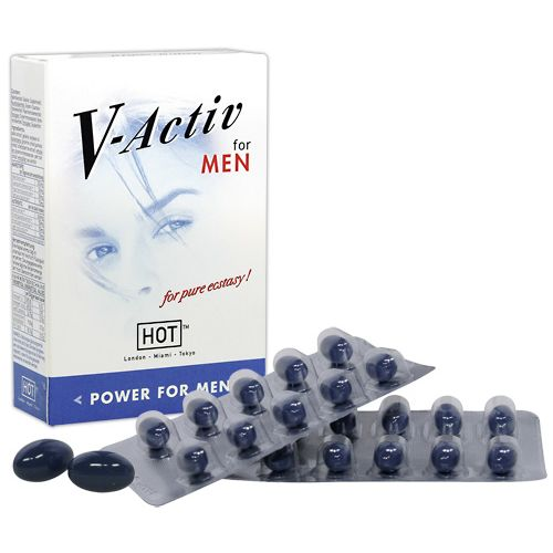 Afrodisiakum pro muže V-Activ