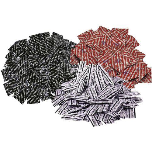 Balíček kondomů Durex LONDON - mix kondomů  (50+6 ks zdarma)
