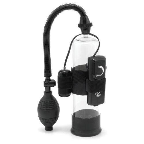 Vibrační vakuová pumpa na penis Power Pump