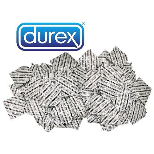 Balíček kondomů pro větší penis Durex LONDON XL (45+5 ks zdarma)