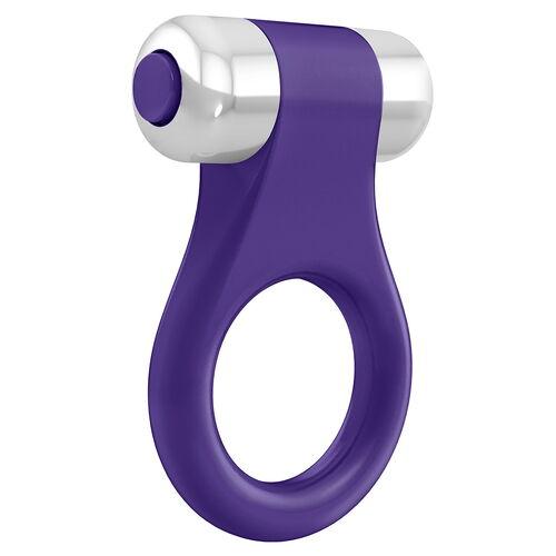OVO B1 erekční kroužek fialový